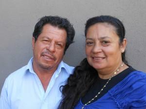 """Directors of El Refugio, Pastor Jesus """"Chuy"""" nad Magdalena Mondragón"""
